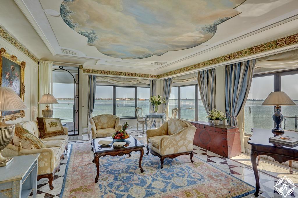 الفنادق في البندقية - فندق بلموند تشبرياني