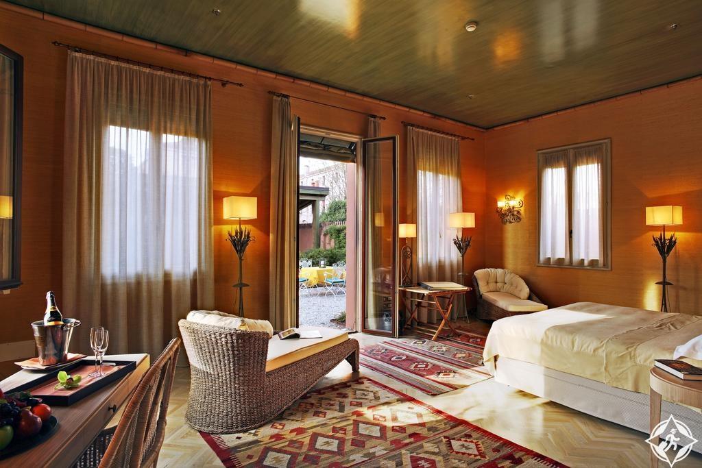 الفنادق في البندقية - فندق وسبا باور بالاديو