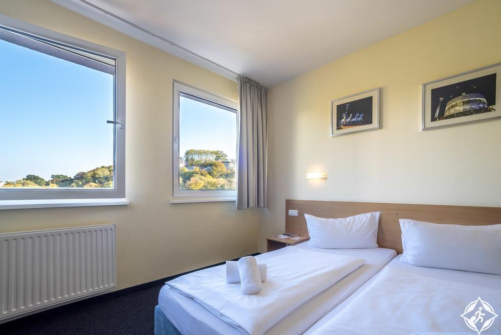 الفنادق في برلين - فندق سيتي لايت العائلي