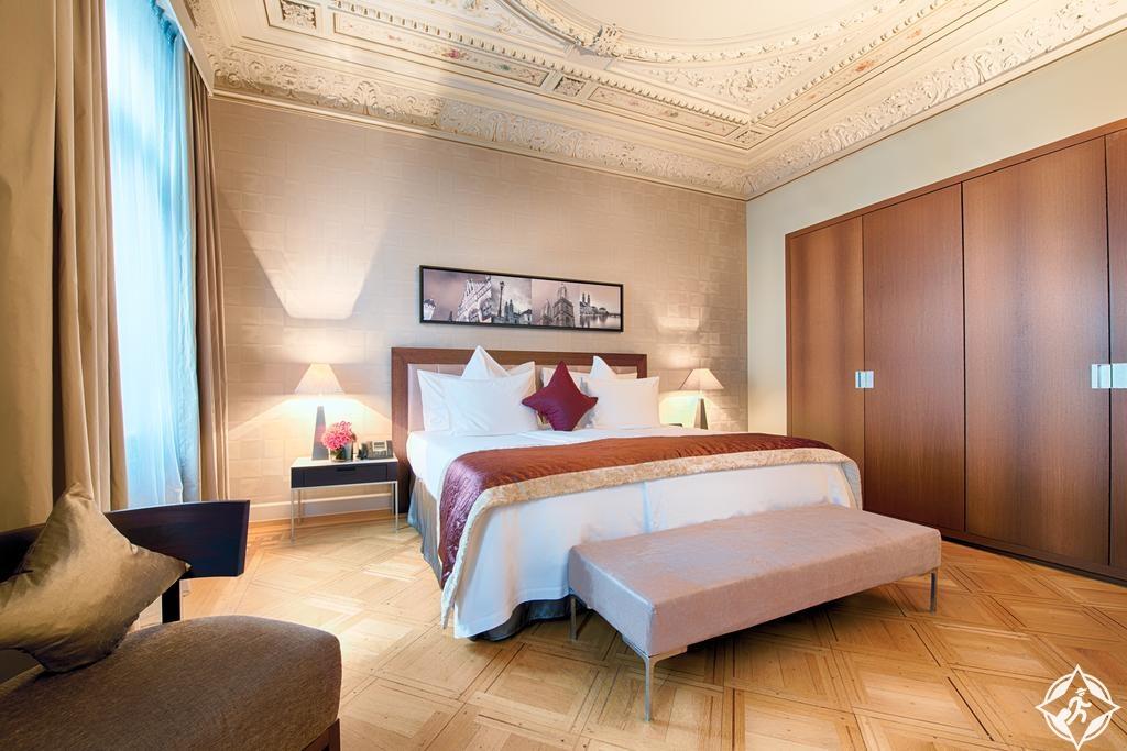 الفنادق في زيورخ - ألدن سبلوخنشلوس زيورخ للأجنحة الفندقية