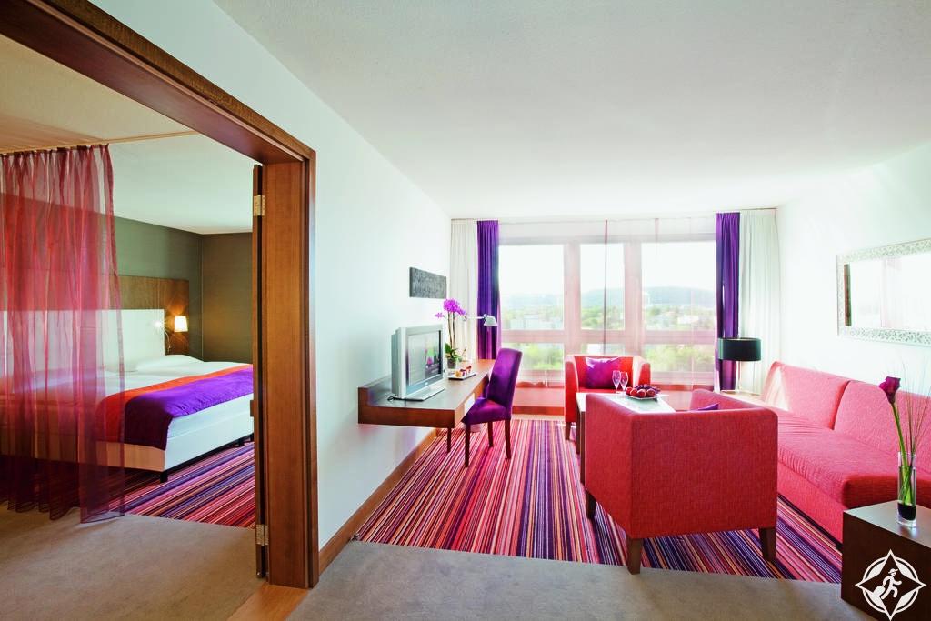 الفنادق في زيورخ - فندق موڤنبيك المطار زيورخ