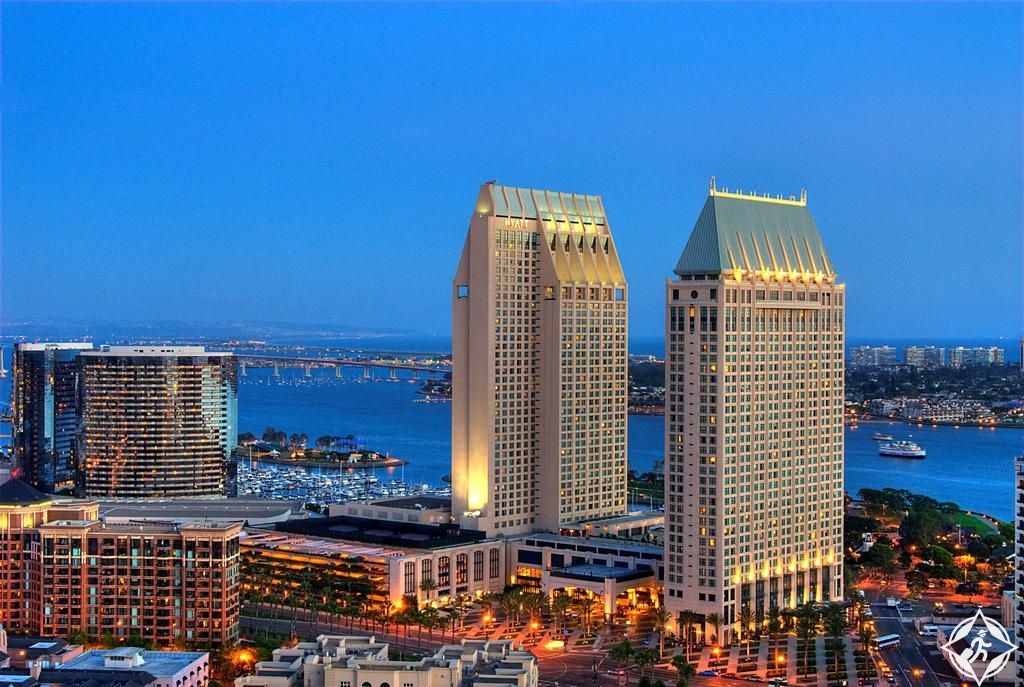 الفنادق في سان دييغو - مانشستر جراند حياة سان دييغو