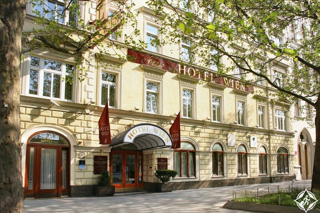 الفنادق في فيينا - فندق النمسا الكلاسيكي فيينا