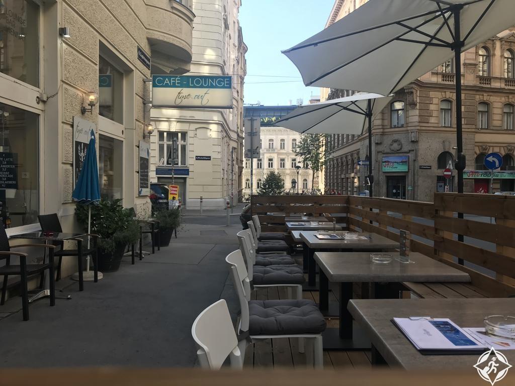 الفنادق في فيينا - فندق تايم آوت سيتي فيينا
