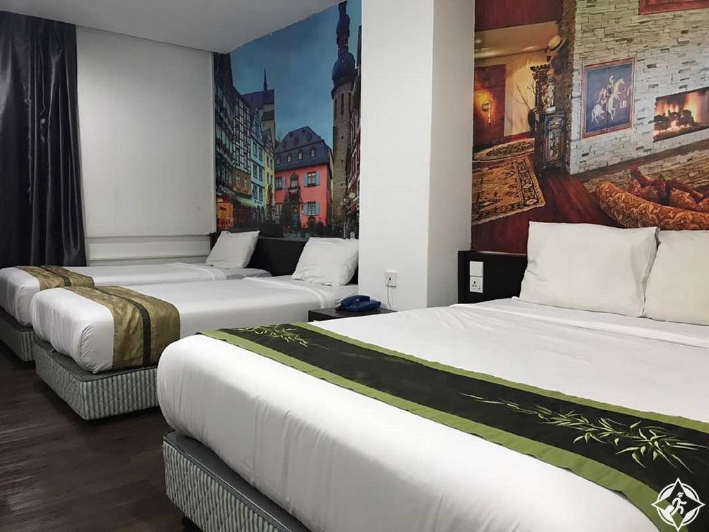 الفنادق في كوالالمبور - فندق سويس
