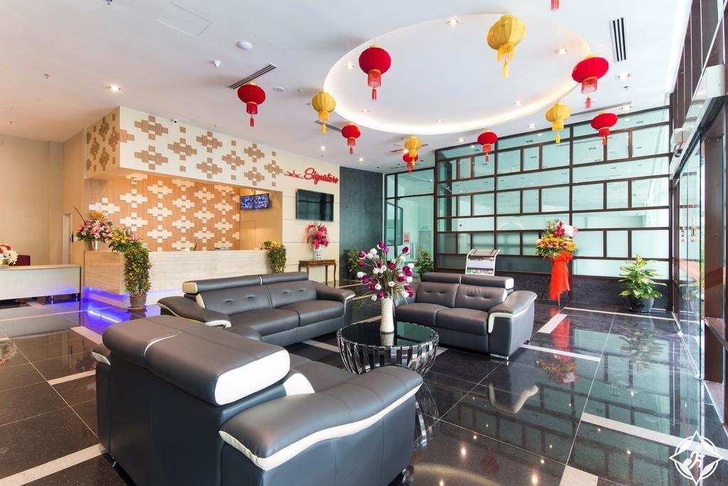 الفنادق في كوالالمبور - فندق سيغنتشر انترناشيونال @ بودو