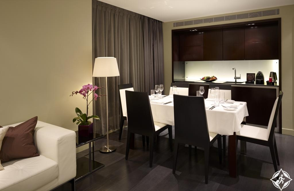 الفنادق في لندن - بارك بلازا