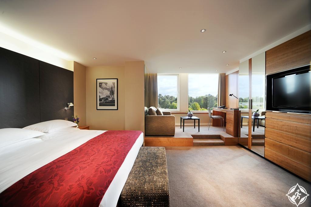 الفنادق في لندن - فندق رويال جاردن