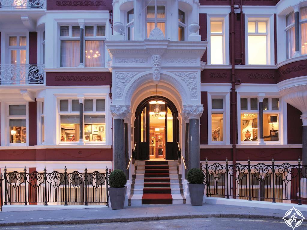 الفنادق في لندن - فندق ونادي سانت جميس