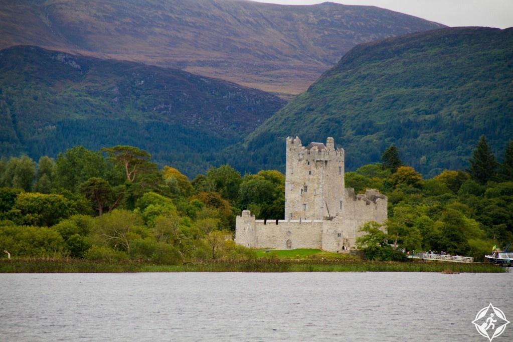السياحة في أيرلندا