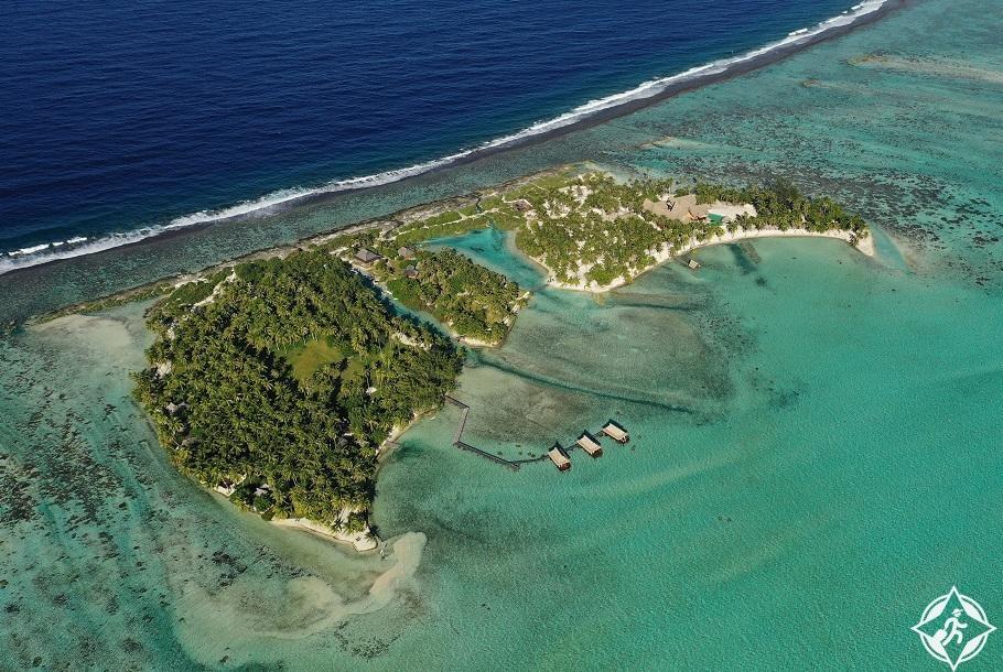 أماكن الإقامة في بورا بورا - منتجع وسبا جزيرة فاهين