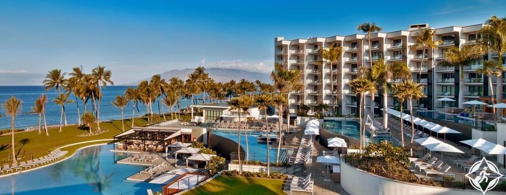 أماكن الإقامة في هاواي - أنداز ماوي