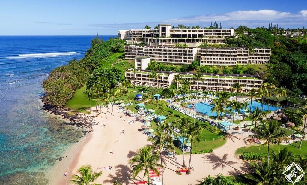 أماكن الإقامة في هاواي - برينسفيل ريزورت
