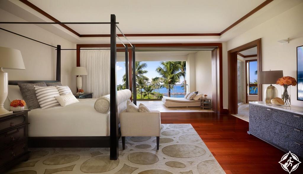 أماكن الإقامة في هاواي - مونتاج كابالوا باي