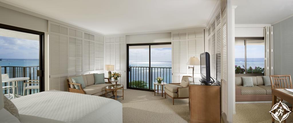 أماكن الإقامة في هاواي - هالكولاني، أوهايو