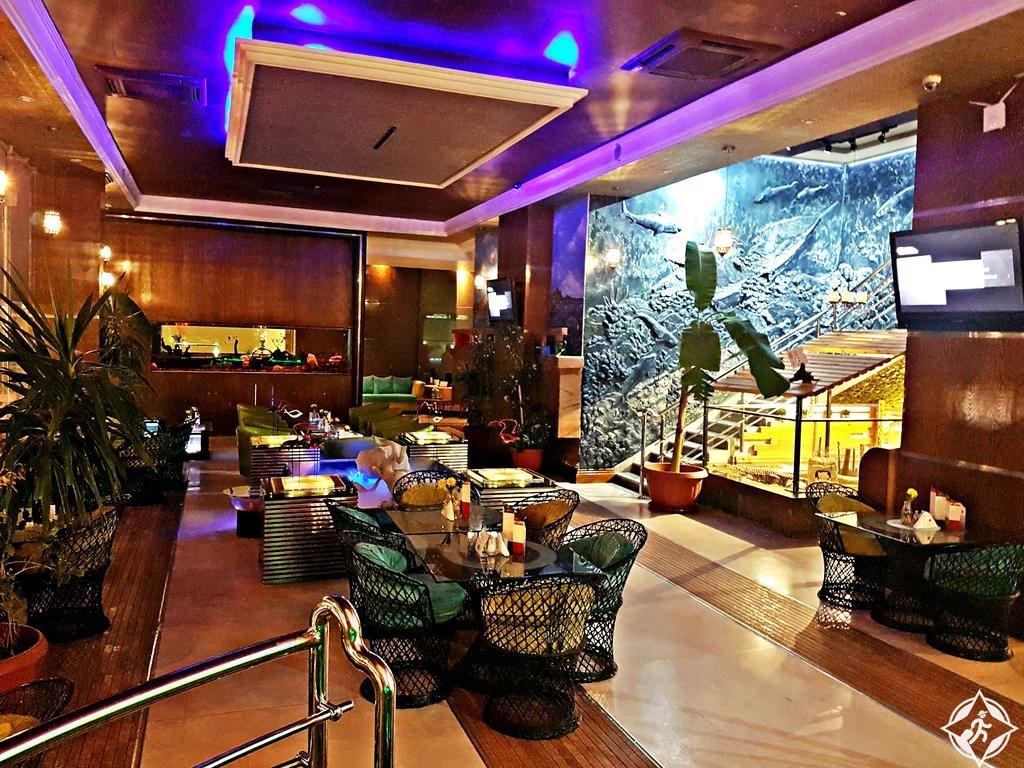 الفنادق الاقتصادية في الرياض - فندق أكواريوم