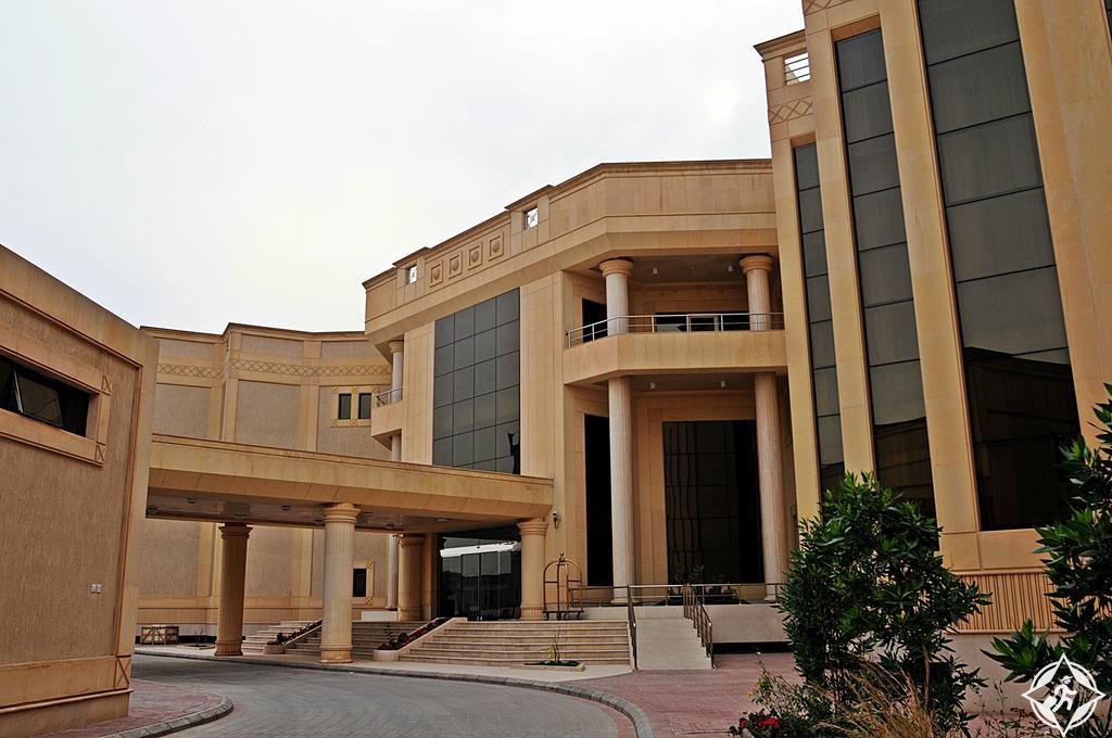 الفنادق الاقتصادية في الرياض - فندق التنفيذيين - العزيزية
