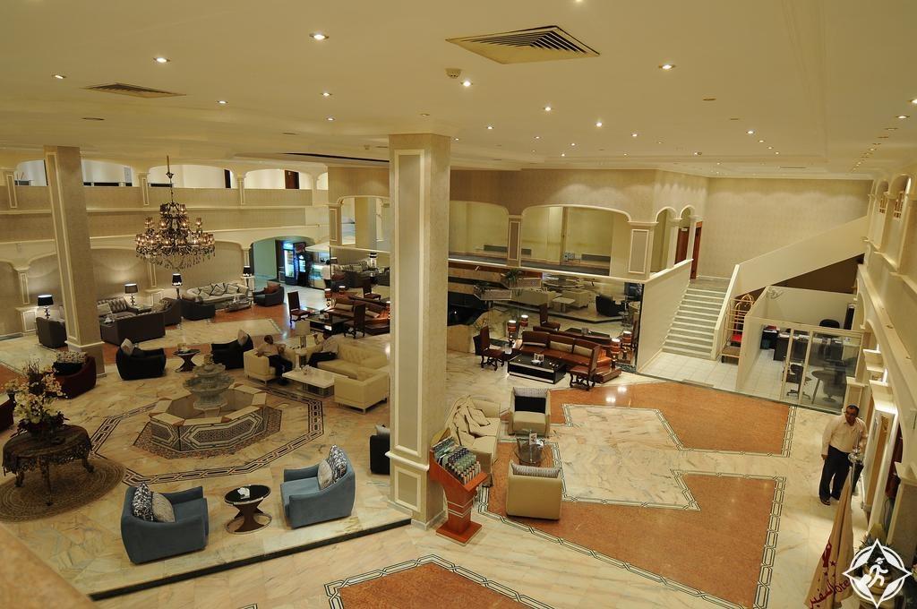 الفنادق الاقتصادية في الرياض - فندق السفير