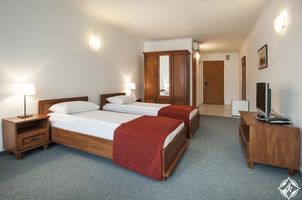 الفنادق الاقتصادية في بودابست - فندق أطلس سيتي