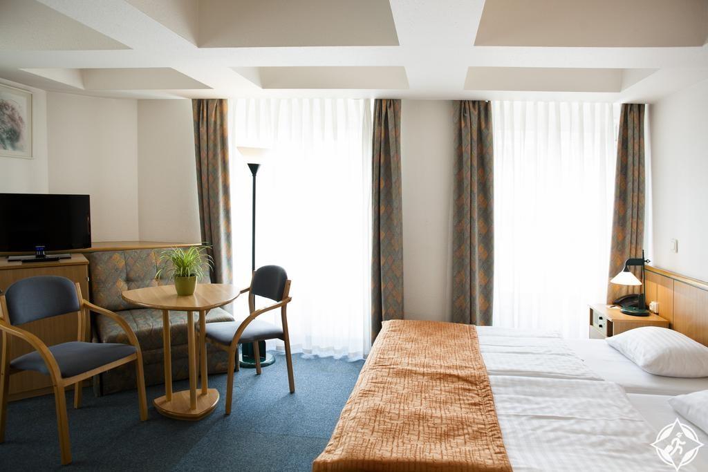 الفنادق الاقتصادية في بودابست - فندق سيتي ماتياس