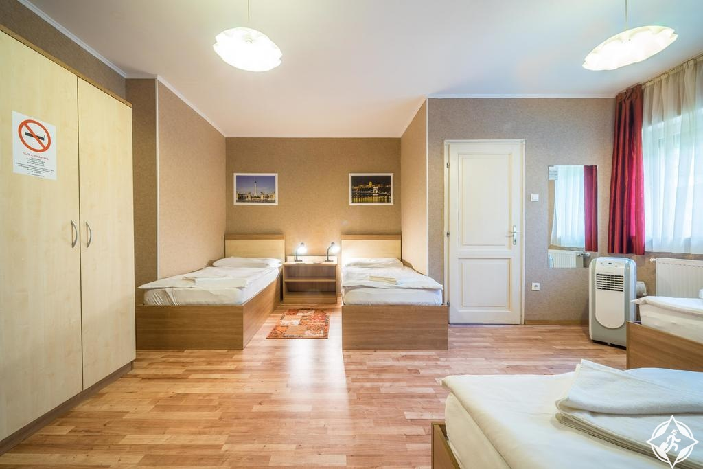 الفنادق الاقتصادية في بودابست - فندق سيلفر بودابست سيتي سنتر