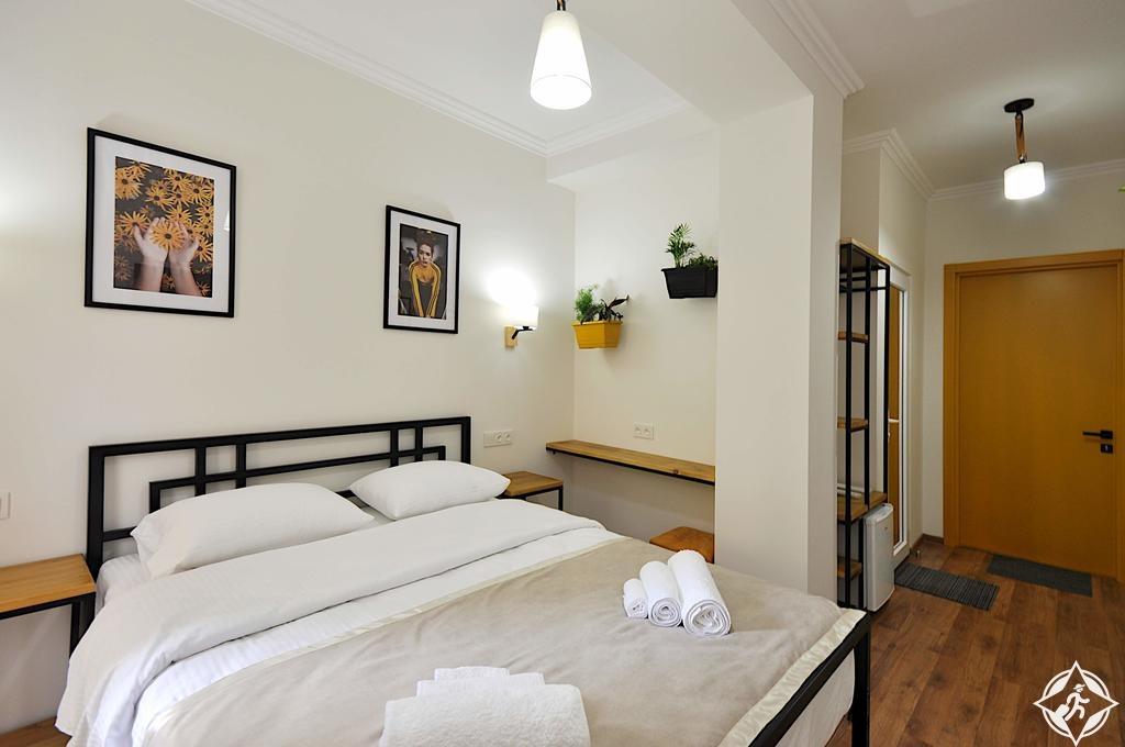 الفنادق الاقتصادية في تبليسي - فندق آرت نيبولا