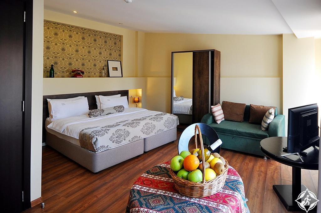 الفنادق الاقتصادية في تبليسي - فندق تقلا بالاس البوتيكي