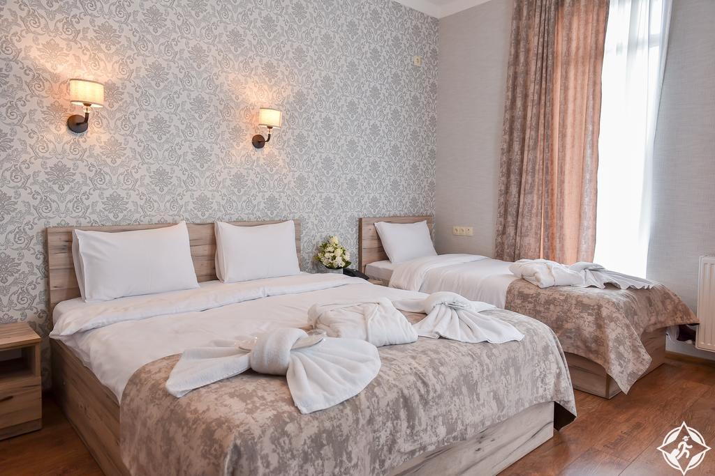 الفنادق الاقتصادية في تبليسي - فندق ماريلويس