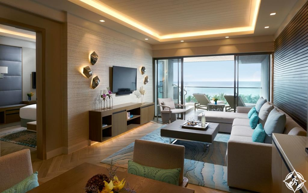 الفنادق الرومانسية في جزيرة بوراكاي - ديسكفري شورز