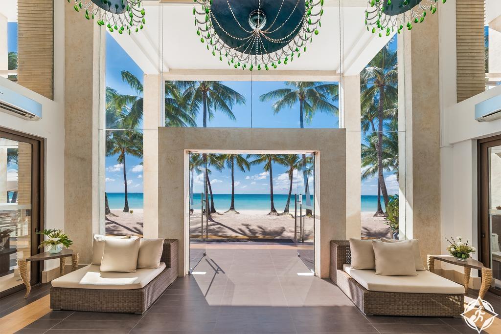 الفنادق الرومانسية في جزيرة بوراكاي - ذا ديستركت باوراكاي