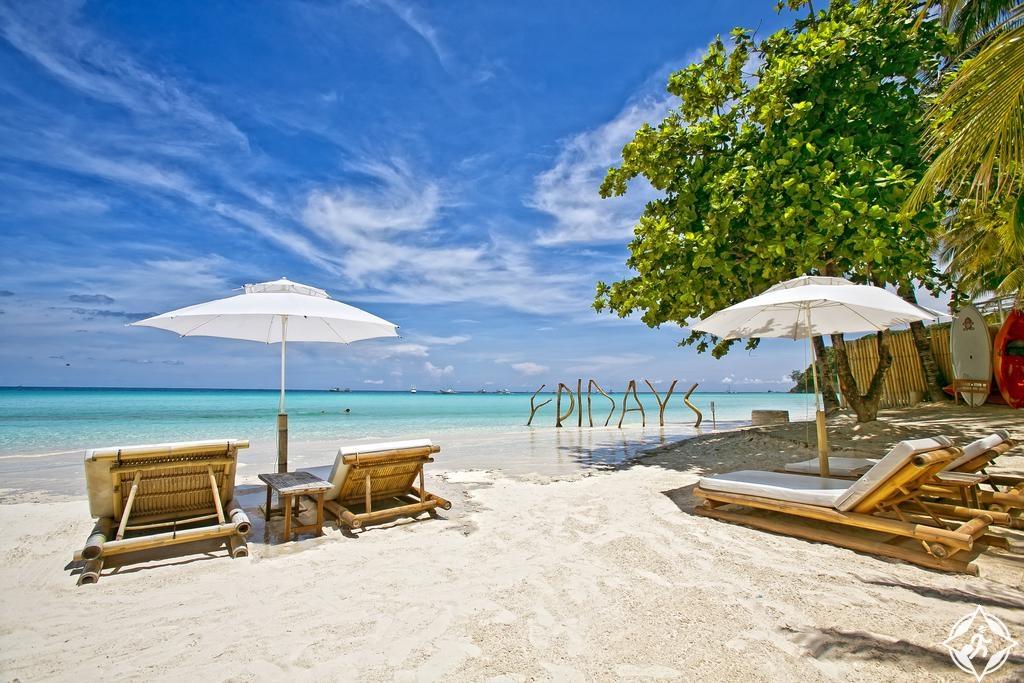 الفنادق الرومانسية في جزيرة بوراكاي - منتجع فرايديز بوراكاي بيتش