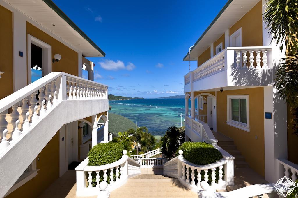 الفنادق الرومانسية في جزيرة بوراكاي - موناكو سويتس دو بوراكاي