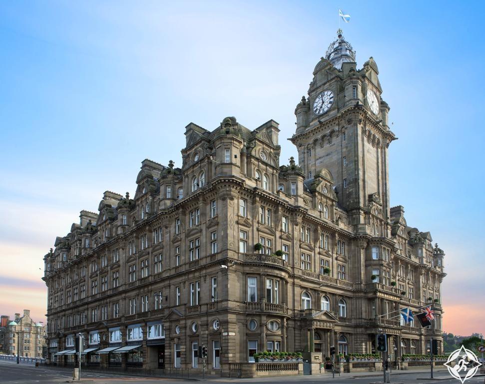 الفنادق الفاخرة في إدنبرة - فندق بالمورال