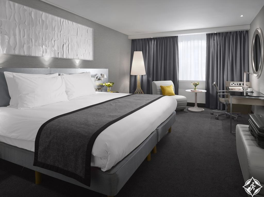 الفنادق الفاخرة في إدنبرة - فندق راديسون بلو، إدنبرة