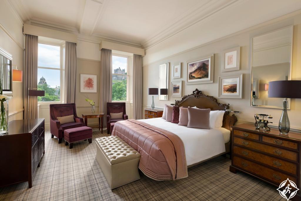 الفنادق الفاخرة في إدنبرة - والدورف أستوريا إدنبرة - ذا كالدونيان