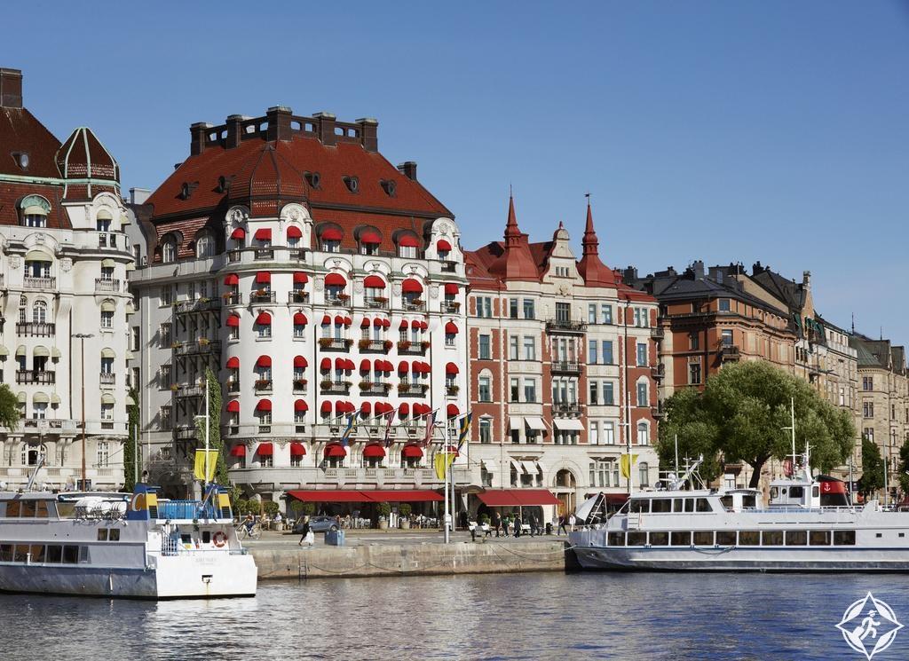 الفنادق الفاخرة في ستوكهولم - فندق ديبلومات ستوكهولم