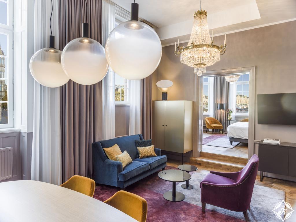 الفنادق الفاخرة في ستوكهولم - فندق راديسون ستراند