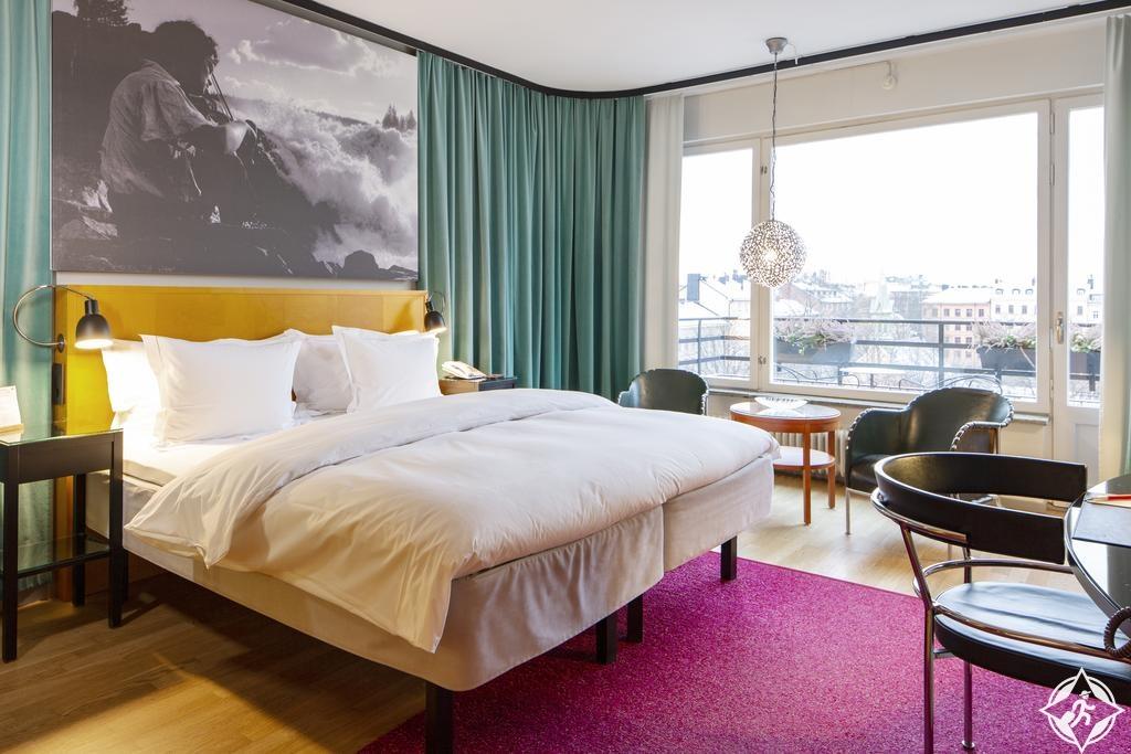 الفنادق الفاخرة في ستوكهولم - فندق ريفال ستوكهولم