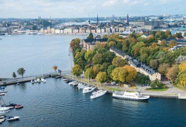 الفنادق الفاخرة في ستوكهولم - فندق سكيبشولمين