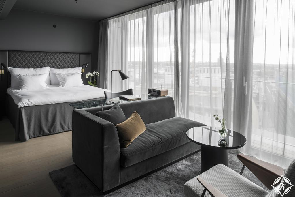 الفنادق الفاخرة في ستوكهولم - فندق في السادسة