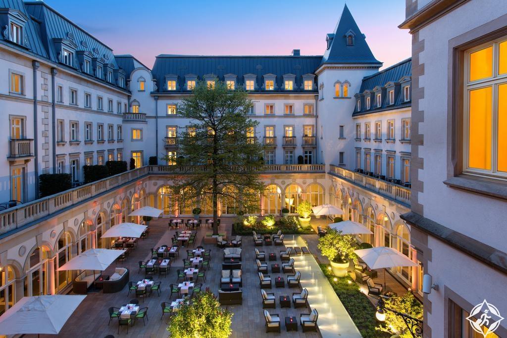 الفنادق الفاخرة في فرانكفورت - فيلا كينيدي