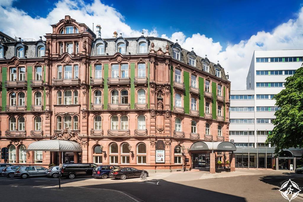 الفنادق الفاخرة في فرانكفورت - لو ميريديان فرانكفورت