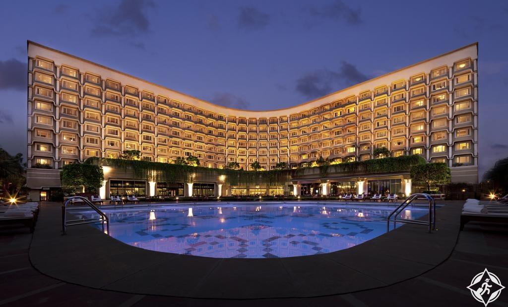 الفنادق الفاخرة في نيودلهي - فندق تاج بالاس