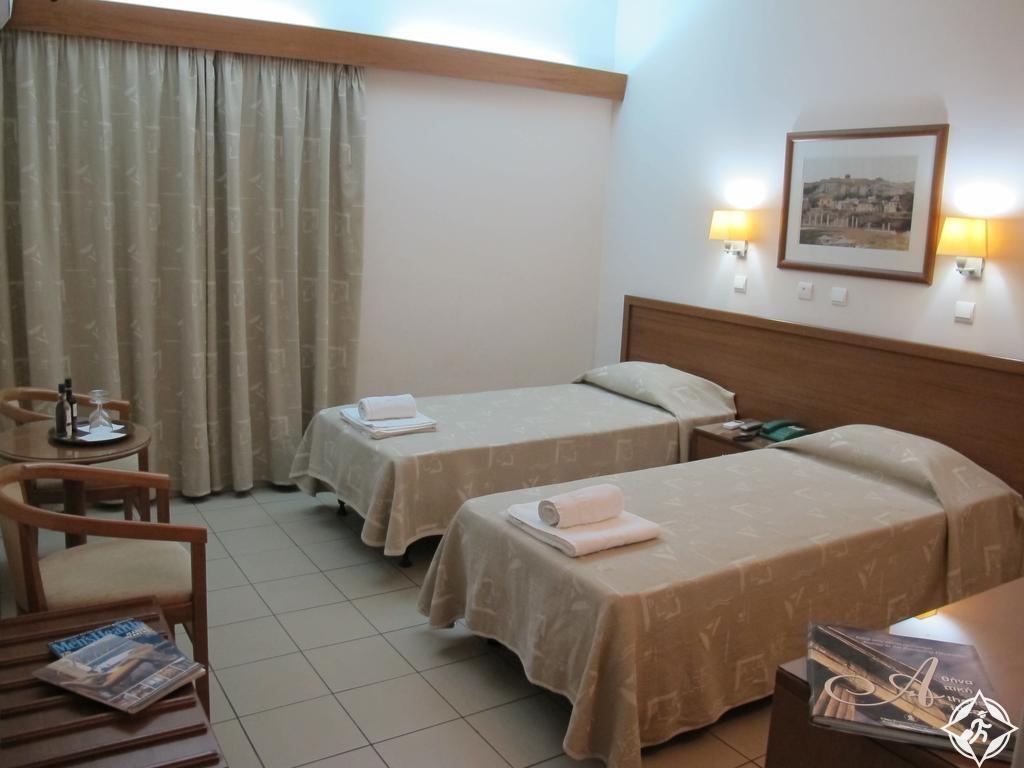الفنادق في أثينا - فندق سولومو