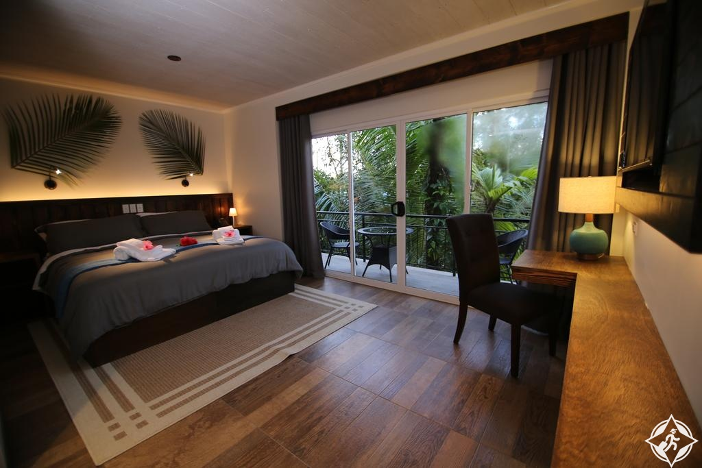 الفنادق في بالاو - فندق بالاو سنترال