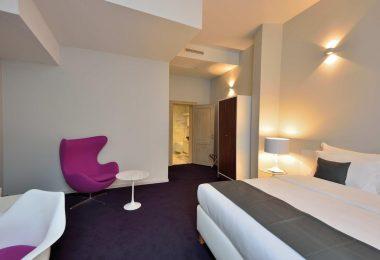 الفنادق في بروكسل - فندق ريترو