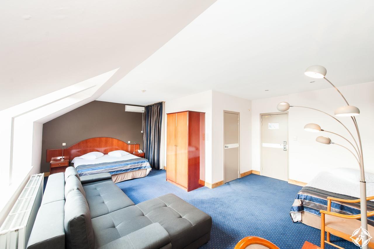 الفنادق في بروكسل - فندق ميدي-زاود