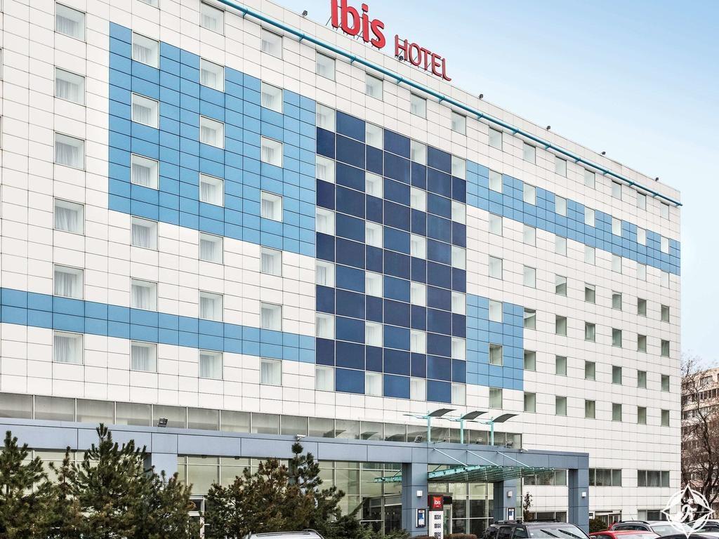الفنادق في بوخارست - إيبيس غارا دي نورد بوخارست