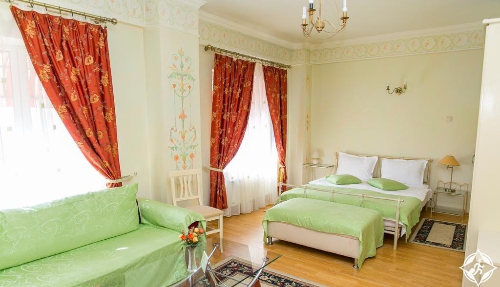 الفنادق في بوخارست - فيلا تمارا