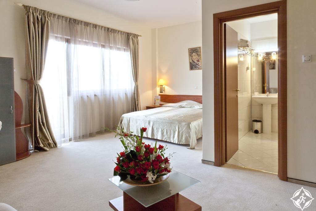 الفنادق في بوخارست - يورو هوتيل انترناشونال